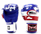 Twins United-States Signature Boxing Gloves - Velcro Wrist - Image 1