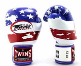 Twins United-States Signature Boxing Gloves - Velcro Wrist - Image 2