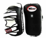 Twins Black-White Thai Pads- Kicking, MMA, Muay Thai - Image 1