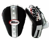 Twins Silver Signature Focus Mitts- Punching, Boxing, MMA, Muay Thai - Image 2