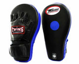 Twins Punching Mitts - Twins Boxing, MMA & Muay Thai - Black, Blue