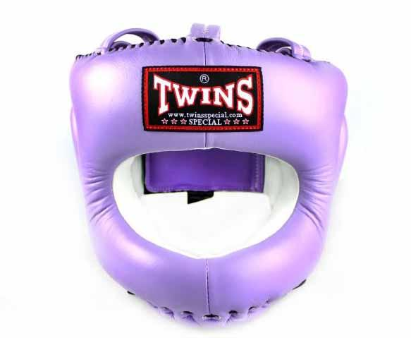 Twins Lavender Headgear- Boxing, MMA, Muay Thai - Image 1
