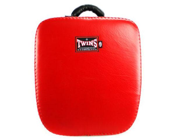 Twins Red-Black Synthetic Kick Block- Kicking, MMA, Muay Thai - Image 2