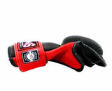 Twins Black-Red Signature Training Gloves- Punching, Boxing, Martial Arts, MMA, Muay Thai - Image 3