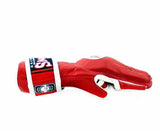 Twins Red Signature Training Gloves- Punching, Boxing, Martial Arts, MMA, Muay Thai - Image 3
