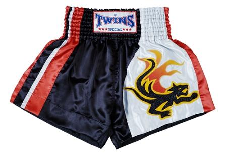Twins Muay Thai Shorts - Firetail Tiger