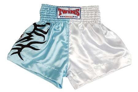 Twins Muay Thai Shorts - Tattoo