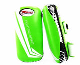 Twins White-Green Signature Focus Mitts- Punching, Boxing, MMA, Muay Thai - Image 2