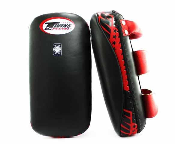 Twins Black-Red Headgear- Boxing, MMA, Muay Thai - Image 2
