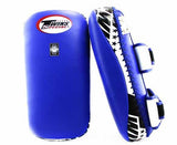 Twins Blue-White Thai Pads- Kicking, MMA, Muay Thai - Image 2