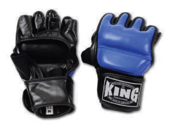 KING Grappling Gloves- Ultimate- Premium Leather