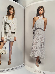 Chanel catalog magazine Spring Summer 2015, 15SS collection