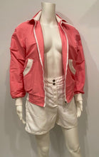 Load image into Gallery viewer, Chanel 08P, 2008 Spring Pink White Sport Bomber windbreaker Jacket FR 38 US 6