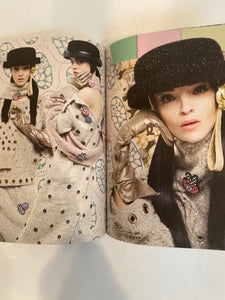 "Hard Cover Chanel 2016/2017 Fall Winter ""Chanel Parade"" catalog book"