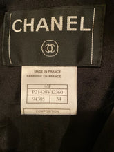 Load image into Gallery viewer, Dressy Chanel 03P 2003 Spring Jacket FR 34