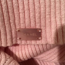 Load image into Gallery viewer, Chanel Pink Ribbed Tank Top Blouse US 4/6