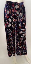 Load image into Gallery viewer, Vintage Chanel 97A, 1997 Fall sheer velvet wide leg Pant Trousers FR 36