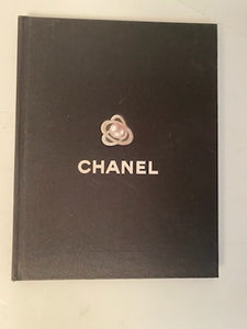 Vintage Chanel 2001 hardcover catalog of fine jewelry collection