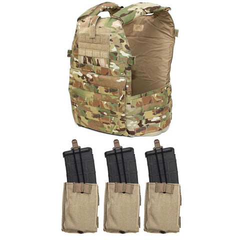 Multicam Carrier Combo