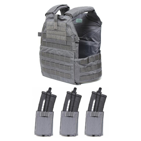 Wolf Grey Carrier Combo
