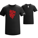 Black Lion Logo Tee