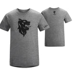 Grey Lion Logo Tee