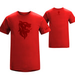 Red Lion Logo Tee