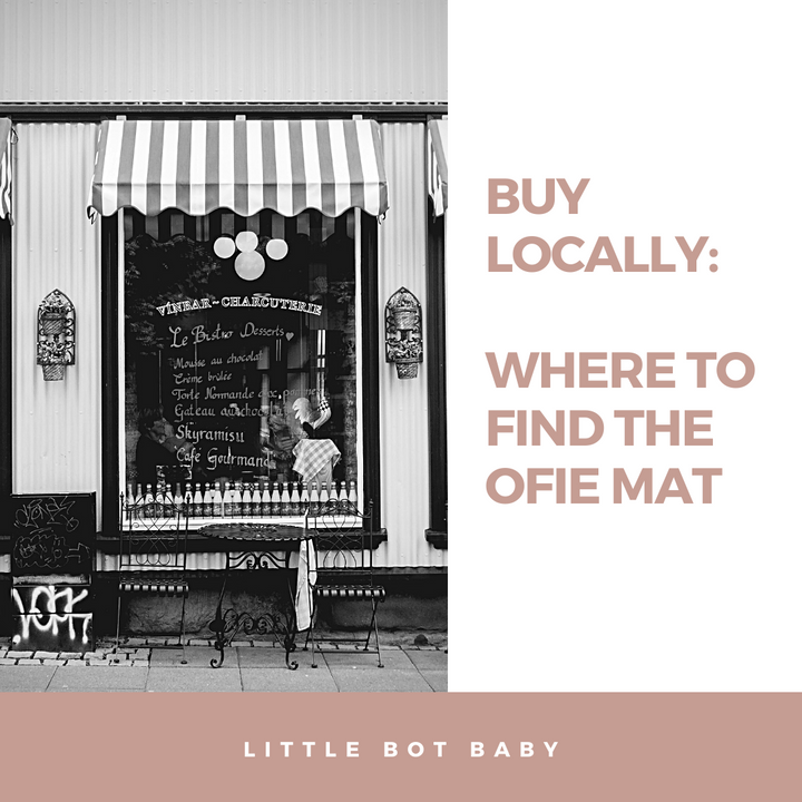 Buy Locally- Where You Can Find The Ofie Mat