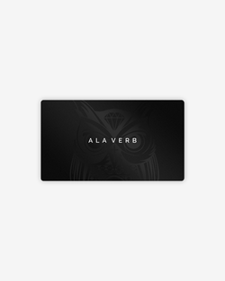 Ala Verb Gift Card