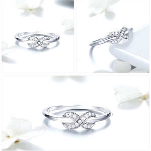 Infinity Love Ring