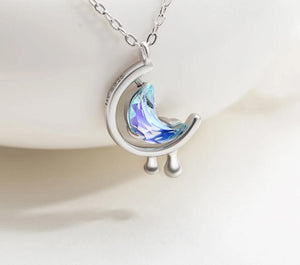 Water In The Moon Necklace