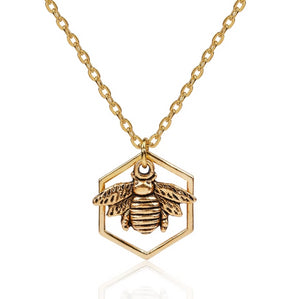 Buzzzy Beee Necklace