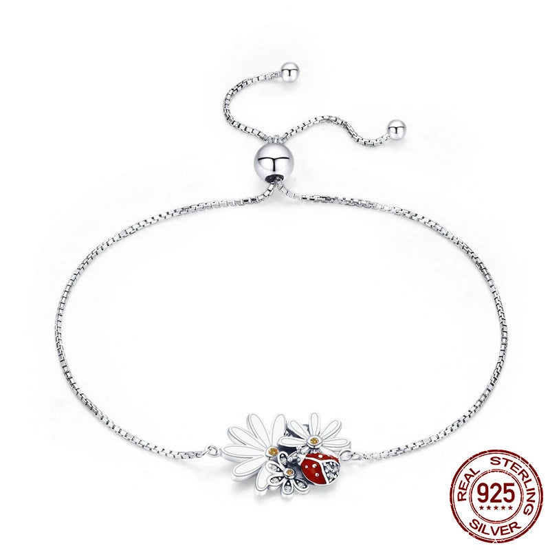 Adventure of Ladybug Chain Link Bracelet 1