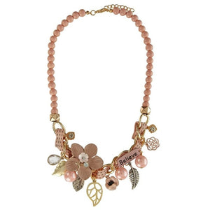 Trendy Flower Necklaces