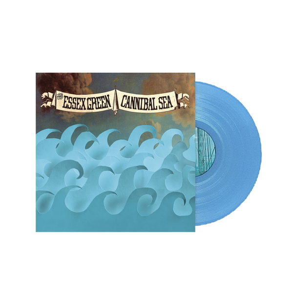 Cannibal Sea - Opaque Blue Vinyl