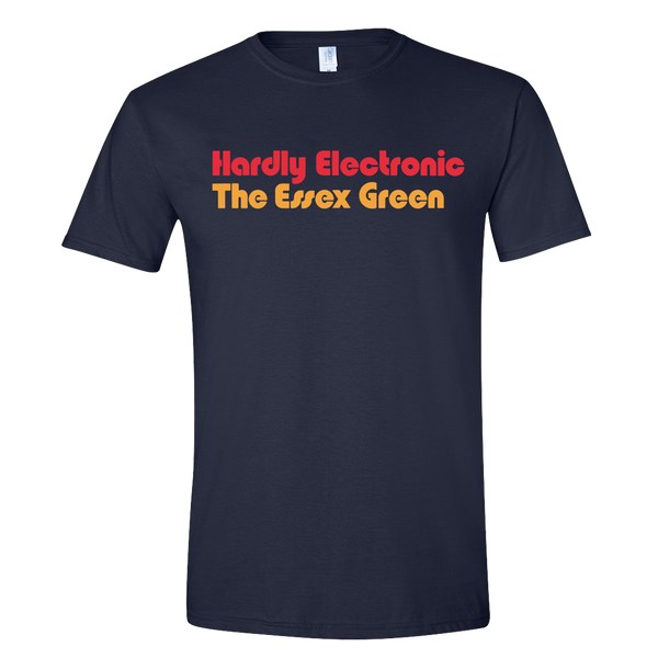 Hardly Electronic T-shirt