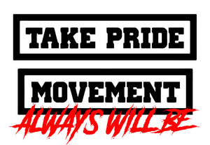 Take Pride Movement