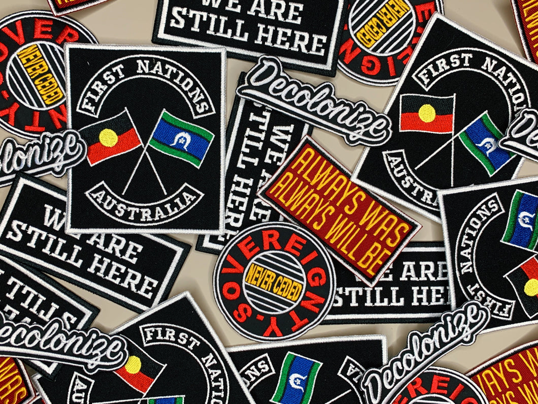 Protest Patch Pack