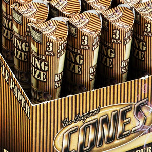 CONES Natural 1.25mm 6pcs.