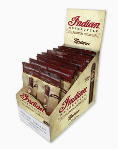 Indian Motorcycle Zip Pouch Cartons