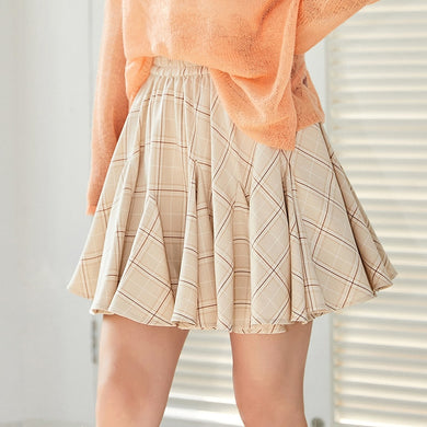 Skirt Fashion Pleated