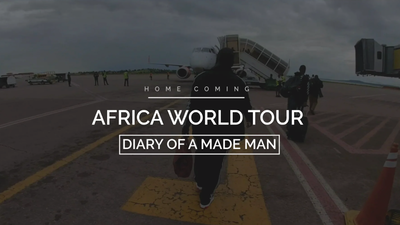 Ian Balina's Africa Homecoming | Crypto World Tour