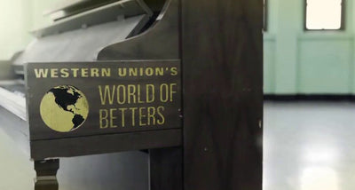 WESTERN UNION WORLD OF BETTERS