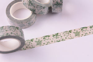 A Green Christmas Washi tape