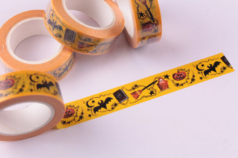 All Things Halloween Washi tape