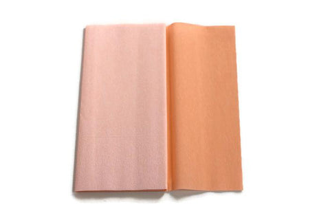OOPS BAG - Gloria Doublette Crepe paper / Double sided crepe paper