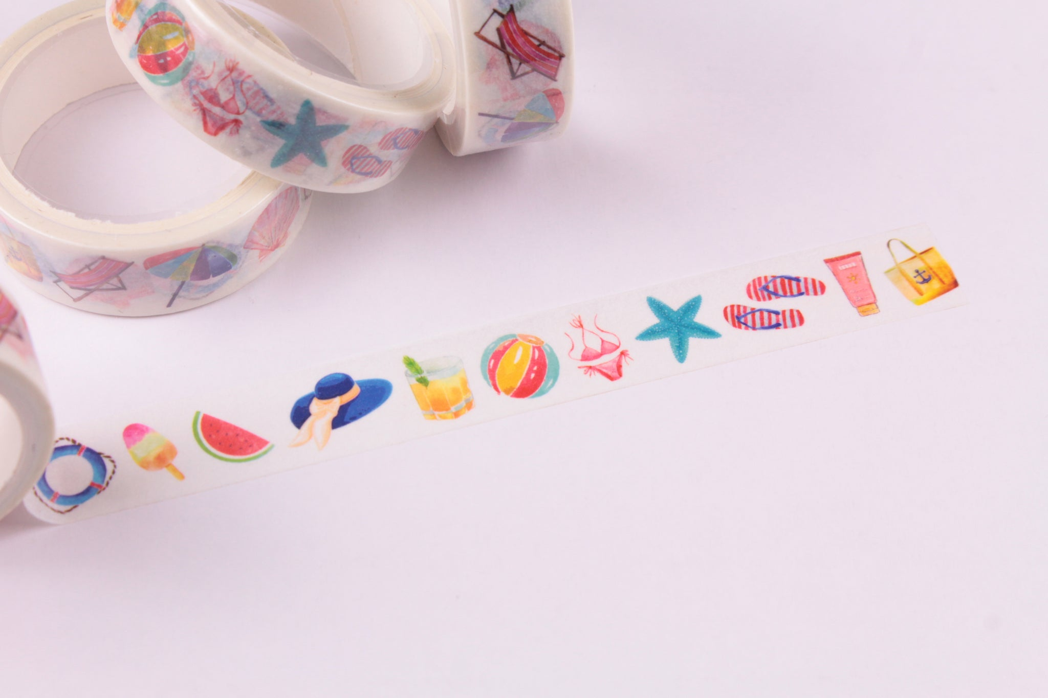 Beach Days Washi Tape