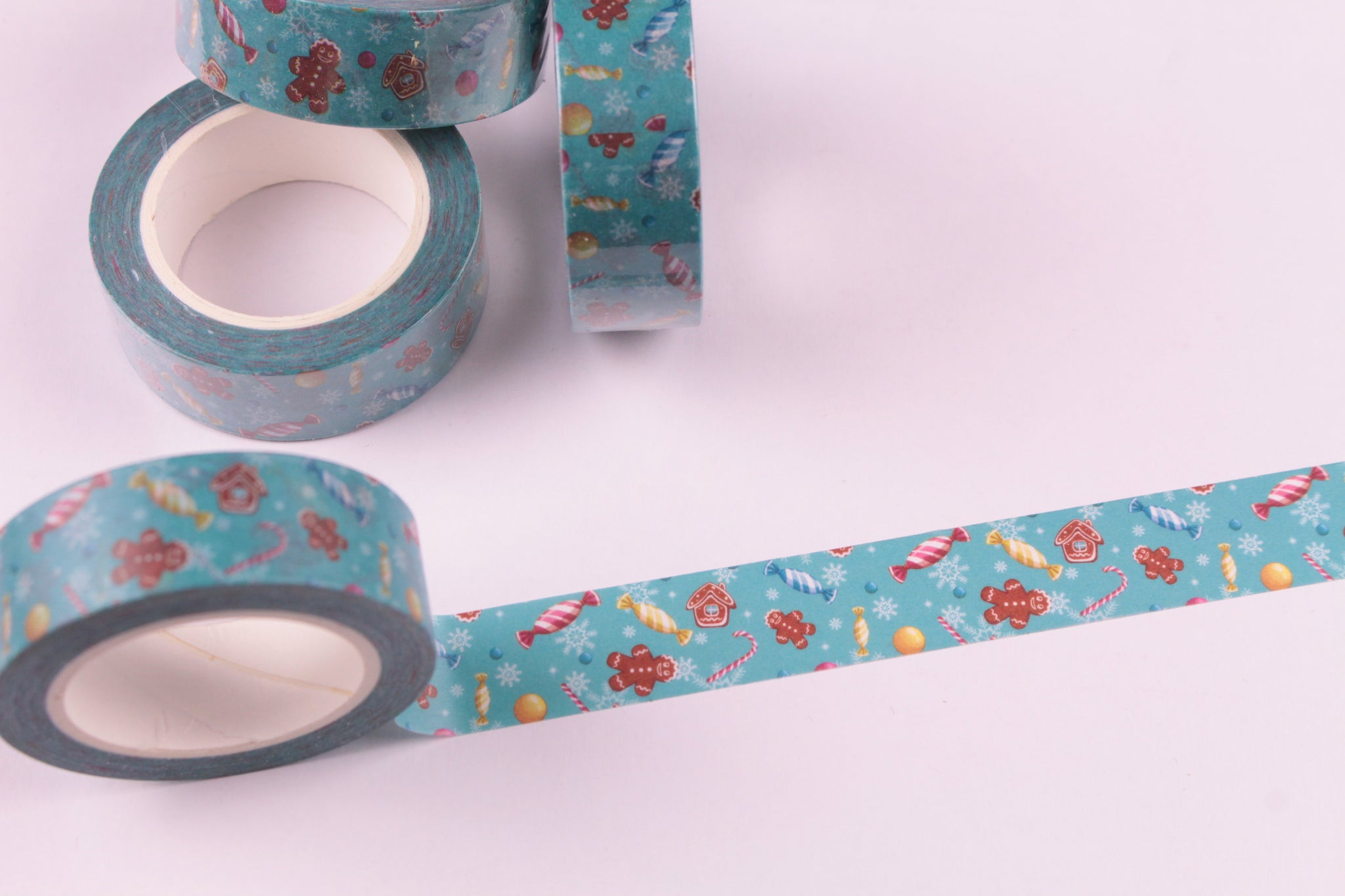 Christmas Cookies and Candy Washi tape