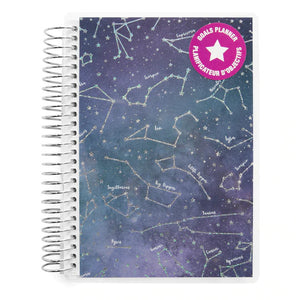 Recollections - Astrology Mini Goal Spiral Planner