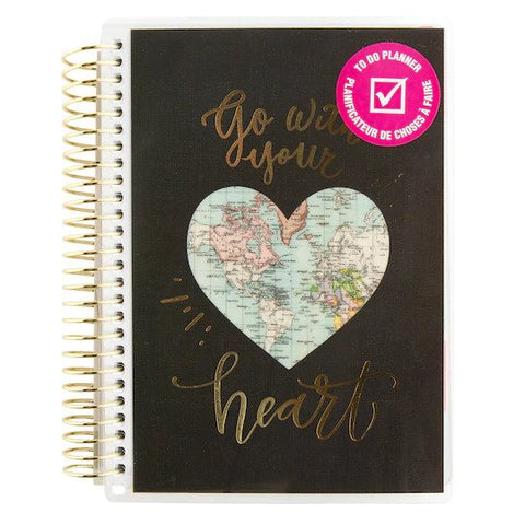 Recollections - Mini To Do Spiral Planner